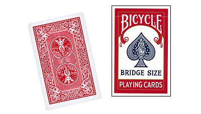 Bicycle Bridge red