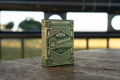 Monarchs Deck, green